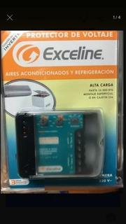 Protector D Voltaje 220v Exceline. Buen Precio