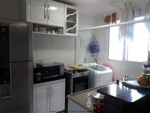 Imagem 1 de 10 de Apartamentos À Venda  Em Suzano/sp - Compre O Seu Apartamentos Aqui! - 1455750