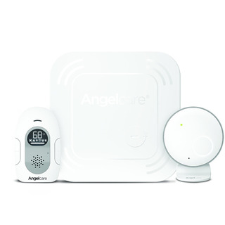 Angelcare Sound And Movement Monitor, Blanco, 117