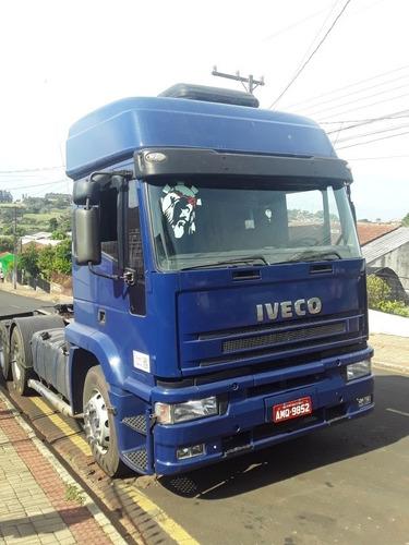 Imagem 1 de 4 de Iveco Eurotoch  Tractor