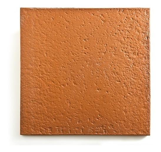 Ceramicas De Piso Colonial Vereda / Patio / Terraza Loimar Rustico Piedra 26x26 1ra
