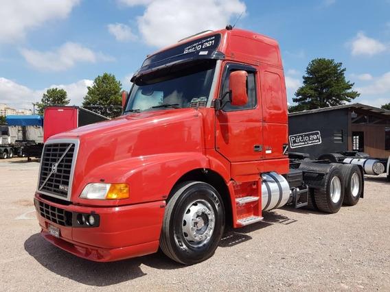 Caminhão Volvo Nh 380 Ano 2000 Cavalo 6x2 Trucado