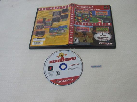 Namco Museum Original Playstation 2 Ps2