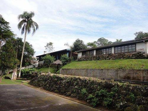 Imagem 1 de 30 de Chácara Com 4 Dorms, Centro, Itapecerica Da Serra - R$ 2.800.000,00, 1.200m² - Codigo: 160 - V160