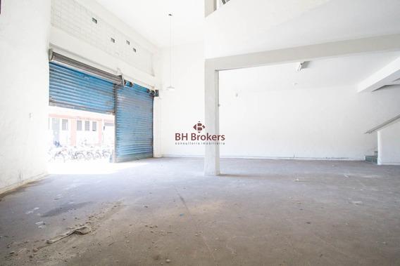 Excelente Loja No Centro- 258,40m² - 17138