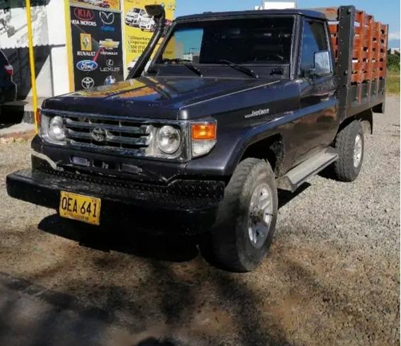 Toyota Land Cruiser Toyota 4.5