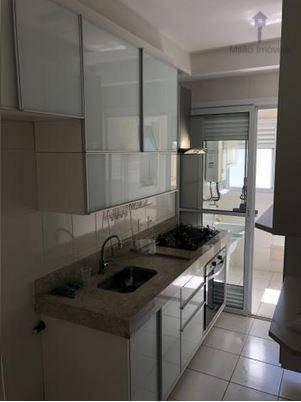 Apartamento Com 2 Dormitórios À Venda, 68 M² - Condominio Upper Life - Parque Campolim - Sorocaba/sp - Ap0581
