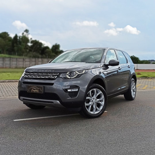 Land Rover Discovery Sport 2017 2.0 Si4 Hse 5p (br)