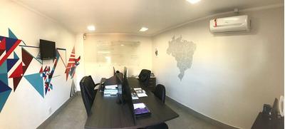 Co-working Sala Comercial Casa Bom Ambiente Para Empresas