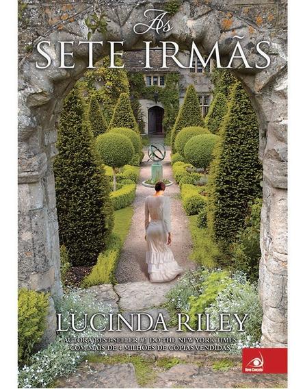 Livro As Sete Irmãs - Lucinda Riley
