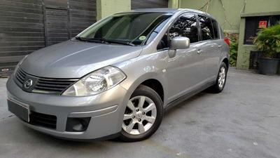 Nissan Tiida 1.8 2008 Automático Completo