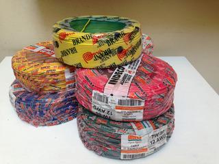 Cable Eléctrico Tw 12 Y Tw 14 Indeco Por Unidad. Original