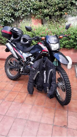 Ranger 250gy-11 (vendo Con Chompa, 2 Cascos, Porta Casco)