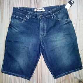 Kit 2 Bermudas Jeans Masculinas Todos Tamanhos Plus Size