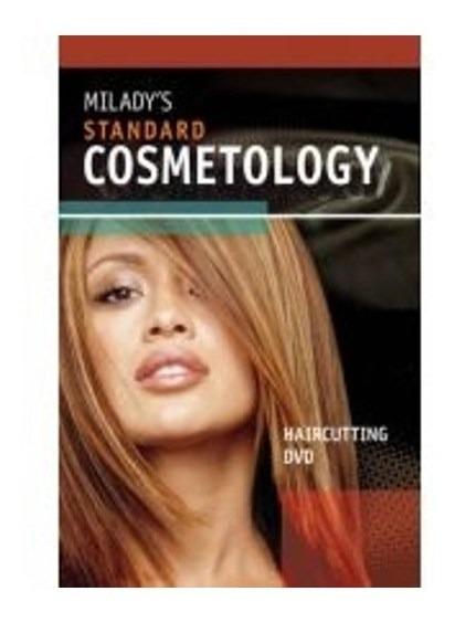 Miladys Standard Cosmetology - Haircutting Dvd Series - Mila