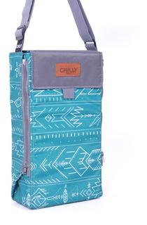 Matera De Diseño Chilly Indie Bolso Matero Mantel