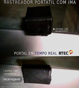 Rastreador Portatil Rtec Plano Anual (chip+plataforma) Imã