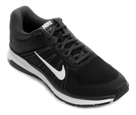 Tenis Masculino Nike Dart 12 Msl Preto Running Esporte 10660