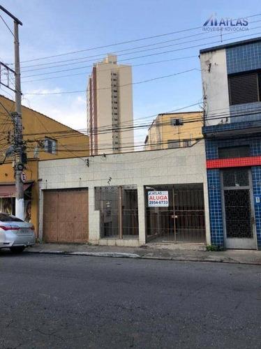 Casa Com 2 Dormitórios Para Alugar, 110 M² Por R$ 2.000,00/mês - Vila Guilherme - São Paulo/sp - Ca0291