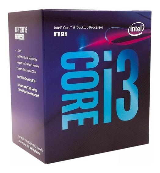 Micro Procesador Intel Core I3 8100 3.6ghz Coffee Ahora 18