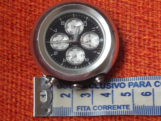 Relógio Antigo Nike Aluminum Vd56-0010 Leia A Descrição
