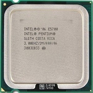 Processador Intel Pentium E5700 3ghz