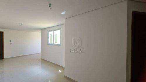 Cobertura À Venda, 107 M² Por R$ 390.000,00 - Vila Marina - Santo André/sp - Co5051