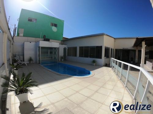 Imagem 1 de 30 de Salão De Festa Com 02 Quartos Na Praia Do Morro - Realize Negócios Imobiliados - Ar00010 - 34929953