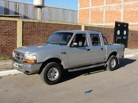 Ford Ranger 2.8 Xlt I Dc 4x2 2da Mano Excelente Estado