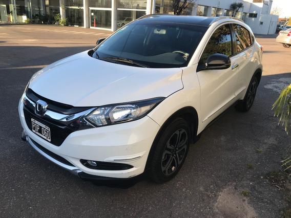 Honda Hrv Cvt Exl Automatica Full Cuero Techo No W #mkt11026