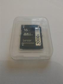 Lexar Professional 1000x 16gb Sdhc Cartão De Uhs-ii/u3