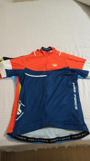 Camisa Ciclismo (lote De Peças) Free Force Rudy Project