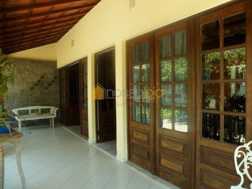 Linda Casa Em Pendotiba. - Ca0106