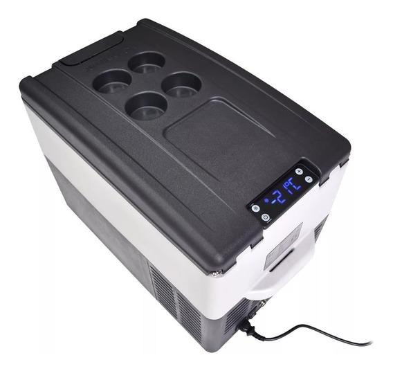 Geladeira Portátil P/ Caminhão 31 Litros Quadrivolt Resfriar