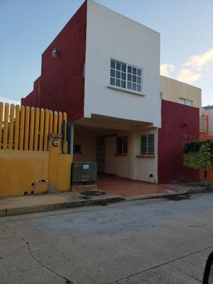 Casa De 4 Recamaras, Cisterna 5000 Lts