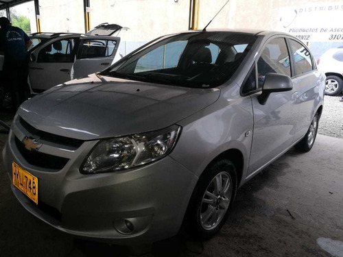 Chevrolet Sail 2014 1.4 Ltz 5 P