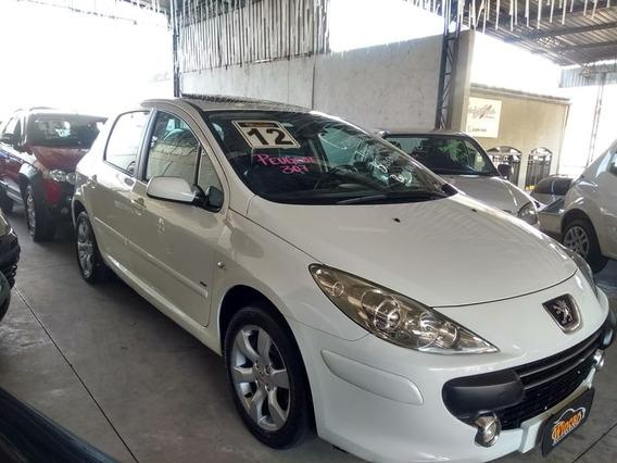 Peugeot 307 2.0 16v Premium Aut 2012