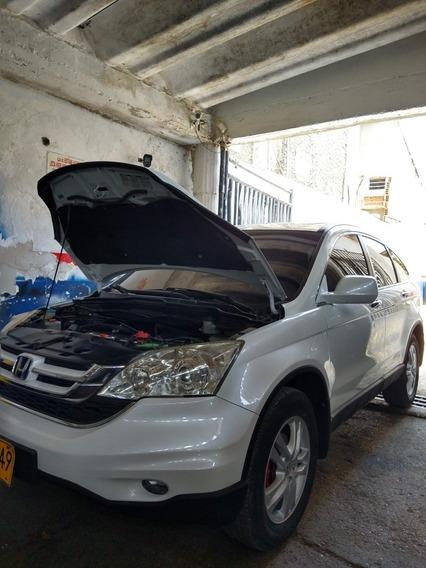 Honda Cr-v Ex Versión Full