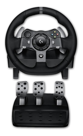 Volante Logitech G920 Pedalera Pc Xbox G29 Envío 2