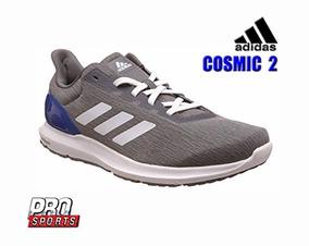 adidas Tênis Cosmic 2 Cinza Azul - Original -