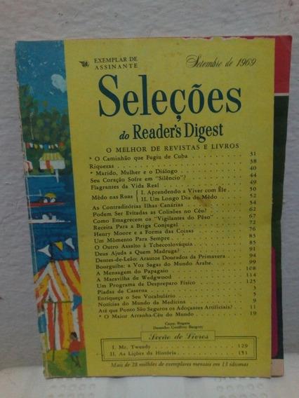 Lote De Revista Antiga Seleções 14 Revistas