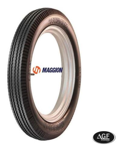 Imagem 1 de 2 de Pneu Maggion 4.50-21 Selvagem 4l - Carroça Charrete
