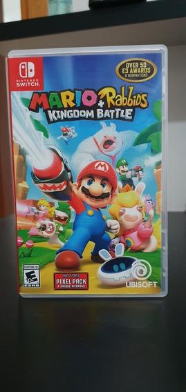 Mario + Rabbids Kingdom Battle Jogo Nintendo Switch