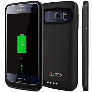 Funda Funda De Batería Galaxy S6, Alpatronix Bx410 3500mah