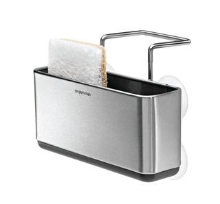 Simplehuman, Soporte De Esponja Para Lavabo De Cocina, Kt11