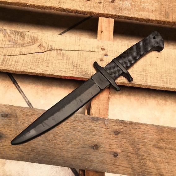 Cuchillo De Entrenamiento Sin Filo De Caucho Flexible 3201