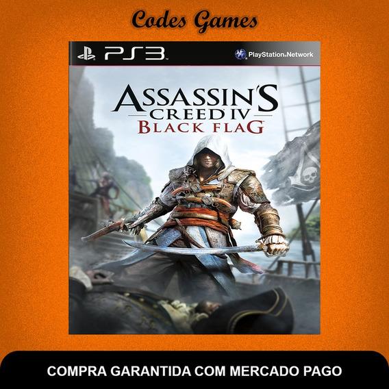 Assassins Creed 4 Black Flag - Iv - Português - Envio