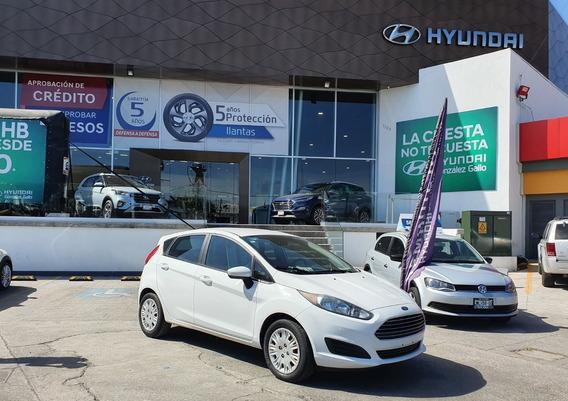 Ford Fiesta S Hatchback Tm
