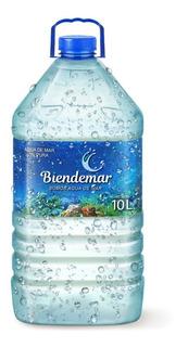 Agua De Mar 20 Litros 100% Pura Y Natural