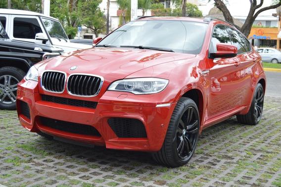 Bmw X6 M 2014 4.4 M V8 Bt At Rojo